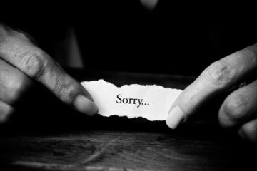 When apologies don't work