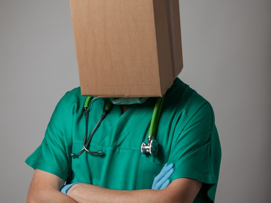 Uncaring physician